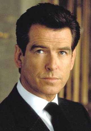 pierce brosnan james bond. Take Pierce Brosnan for